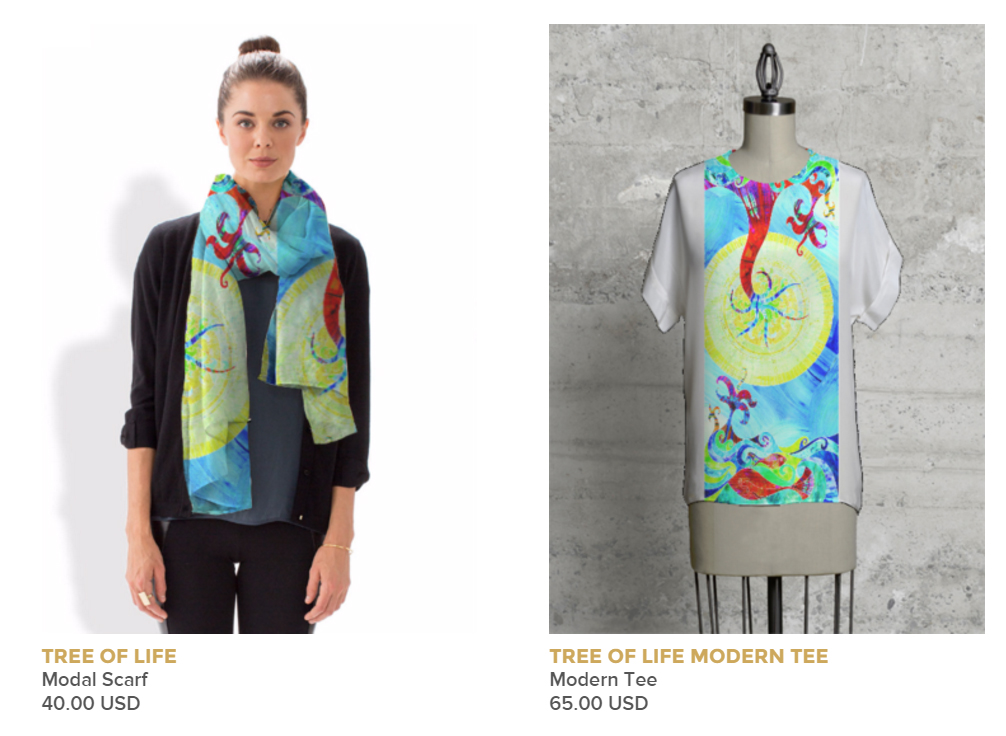 Modal Scarf - Dream On by VIDA VIDA AFjyU